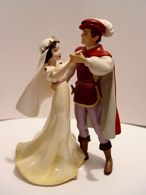 "Snow White & Prince. ""A Dance Among the Stars"""